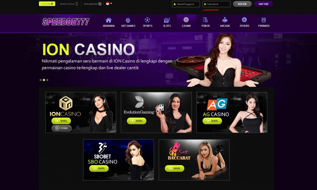Agen Casino Online Terbesar